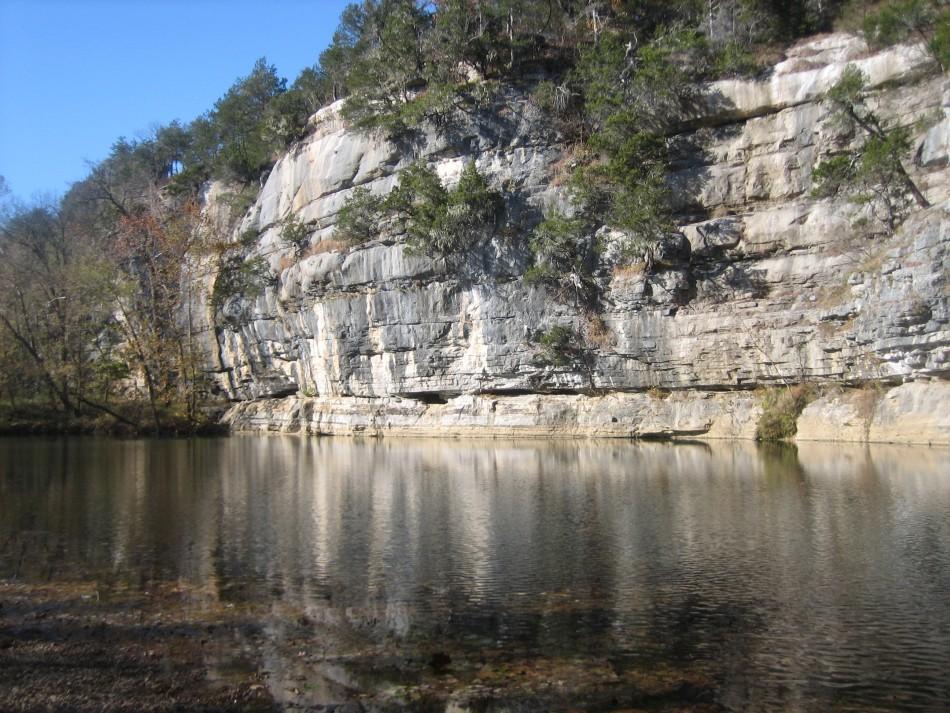 Free Arkansas Topographic Map.Buffalo River Trail Free Detailed Topo Map